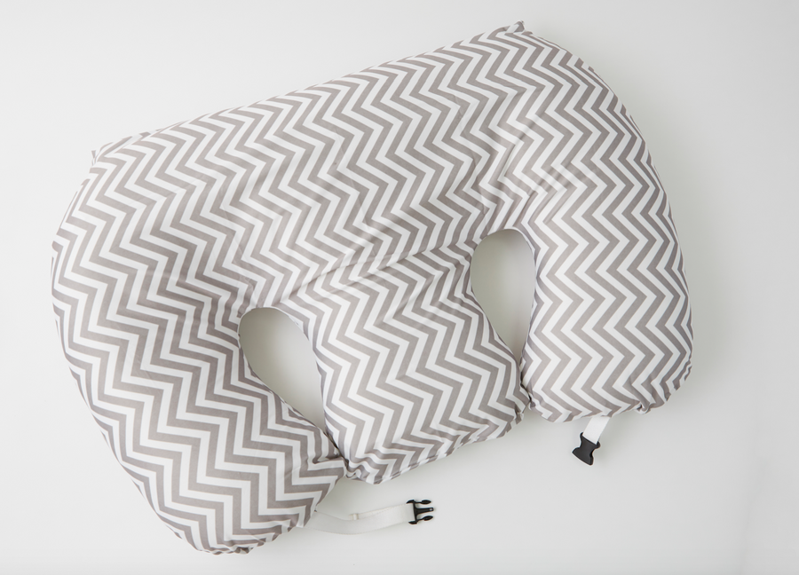 Twin Feeding Pillow Cover