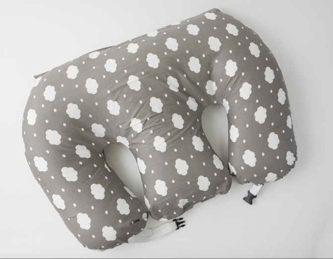 Twin Feeding Pillow - 1 free cover included