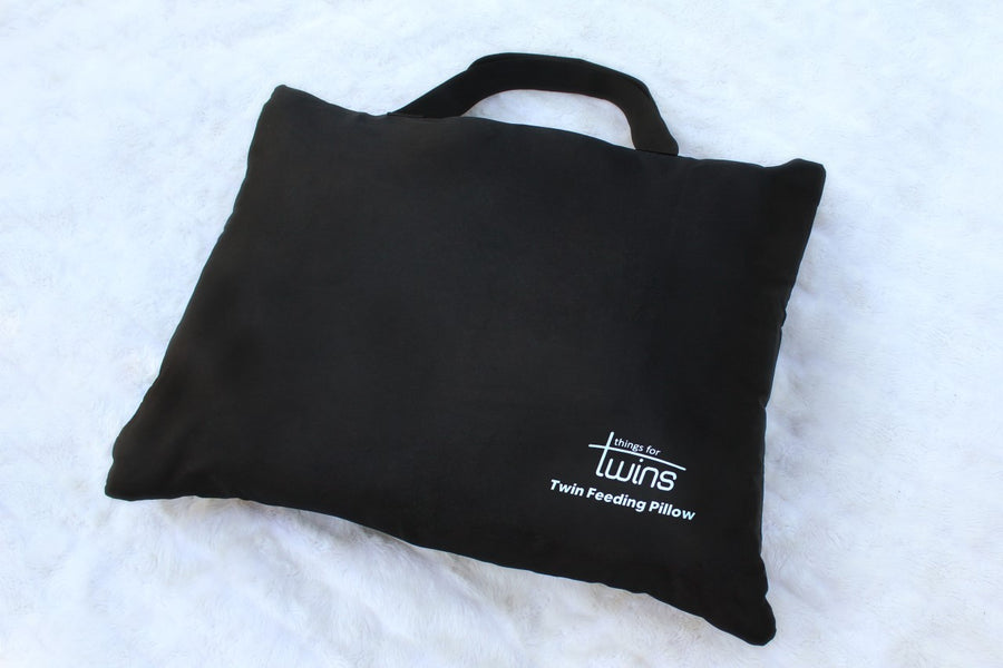 Twin Feeding Pillow Travel Bag