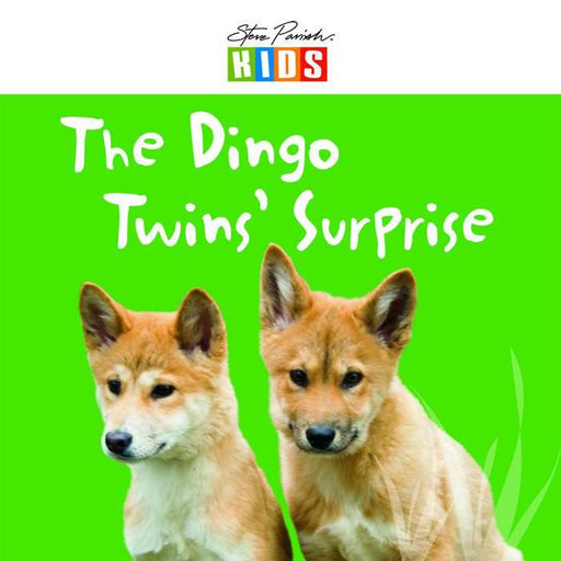 The Dingo Twins' Surprise