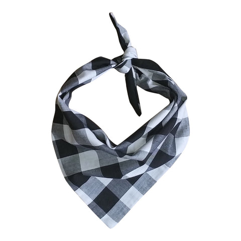 Chequered Neck Bandana