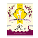 Red Wine Hand Masks - 5 Pack