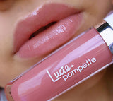 Lucie + Pompette Plumping Lip Batter Ultimate 5 Color Lip Gloss Bundle - La Fontaine Cosmetics  - 4