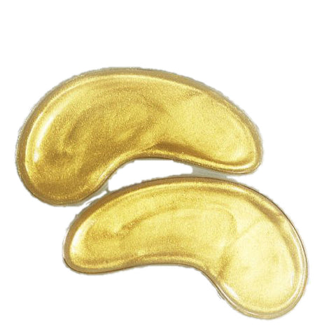 One Love Golden Collagen Under Eye Masks - 3 pack - La Fontaine Cosmetics