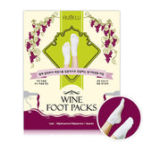 Red Wine Foot Sock Masks - 5 Pack