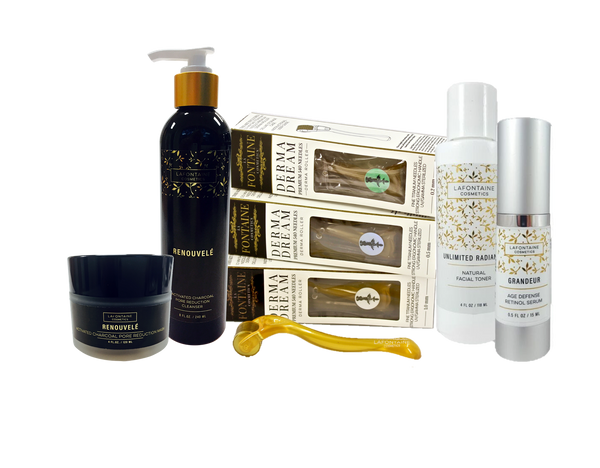 All Natural Antiaging System