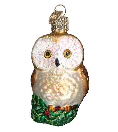 Old World Christmas® Christmas Owl Ornament