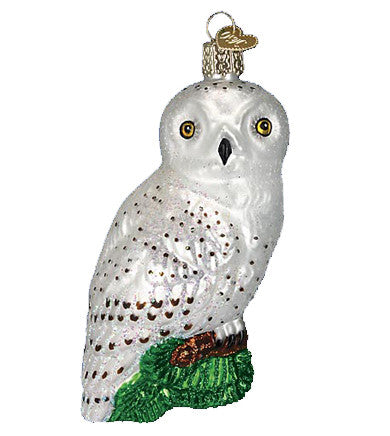 Old World Christmas® Great White Owl Ornament