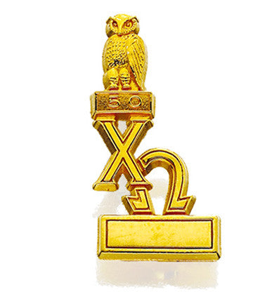 50 Year Pin 10K Yellow Gold
