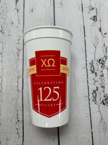 125th Anniversary Stadium Cup