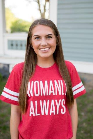 """Womanly Always"" Jersey"