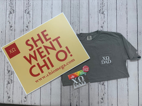 Chi O Dad Pack