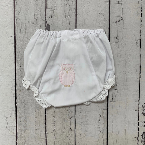 Pink Owl Bloomers