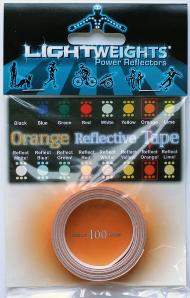 Lightweights Orange Tape 100
