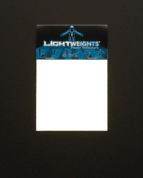 Lightweights Stealth Black Strips 3