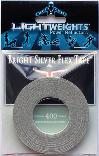 Lightweights Silver Flex Tape 400