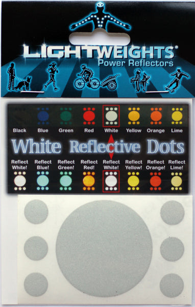 Lightweights White Dots 7