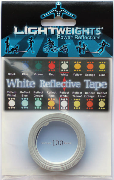 Lightweights White Tape 100