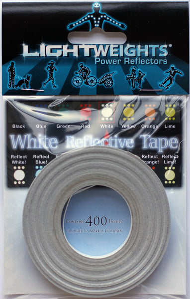 Lightweights White Tape 400