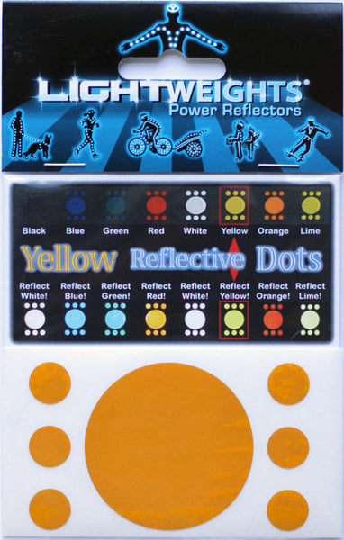 Lightweights Yellow Dots 7