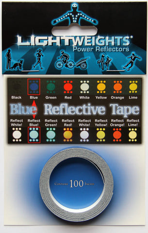 Lightweights Deep Blue Tape 100