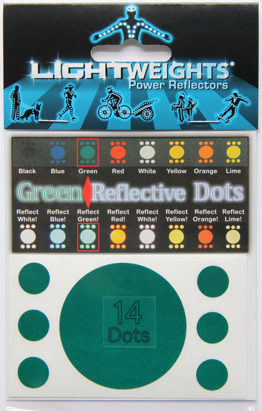 Lightweights Green Dots 14