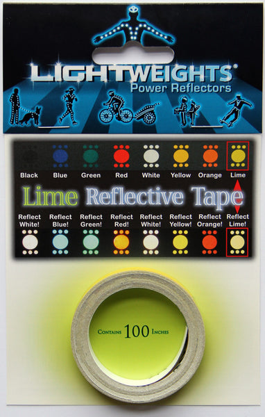 Lightweights Lime Tape 100