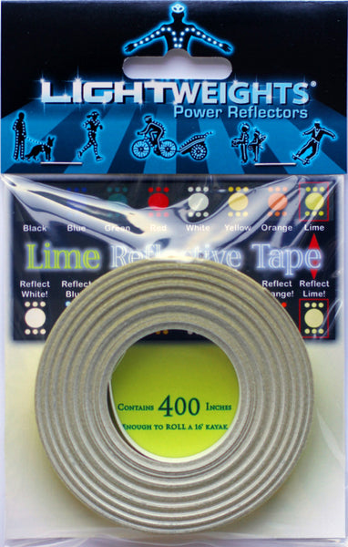 Lightweights Lime Tape 400