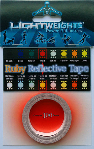 Lightweights Ruby Red Tape 100