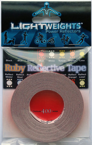 Lightweights Ruby Red Tape 400