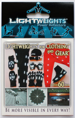 Lightweights for Clothing & Gear 60