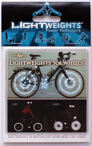 Lightweights for Wheels 86