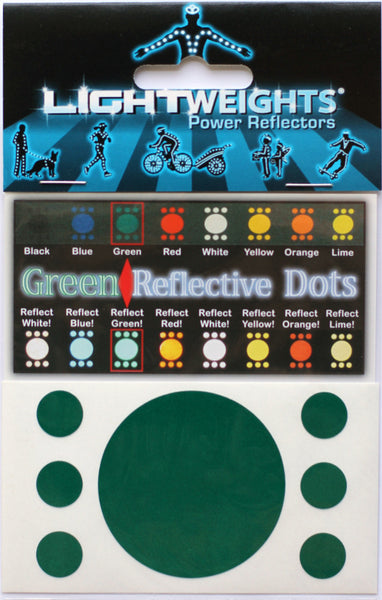 Lightweights Green Dots 7