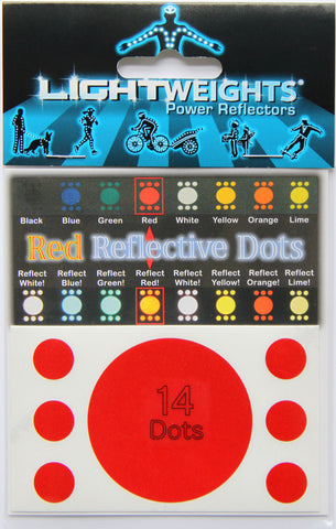 Lightweights Red Dots 14