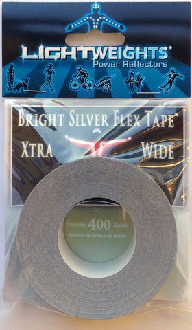 Lightweights Silver Flex Tape Xtra-Wide 400