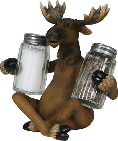 Moose Glass S&P Shaker Holder