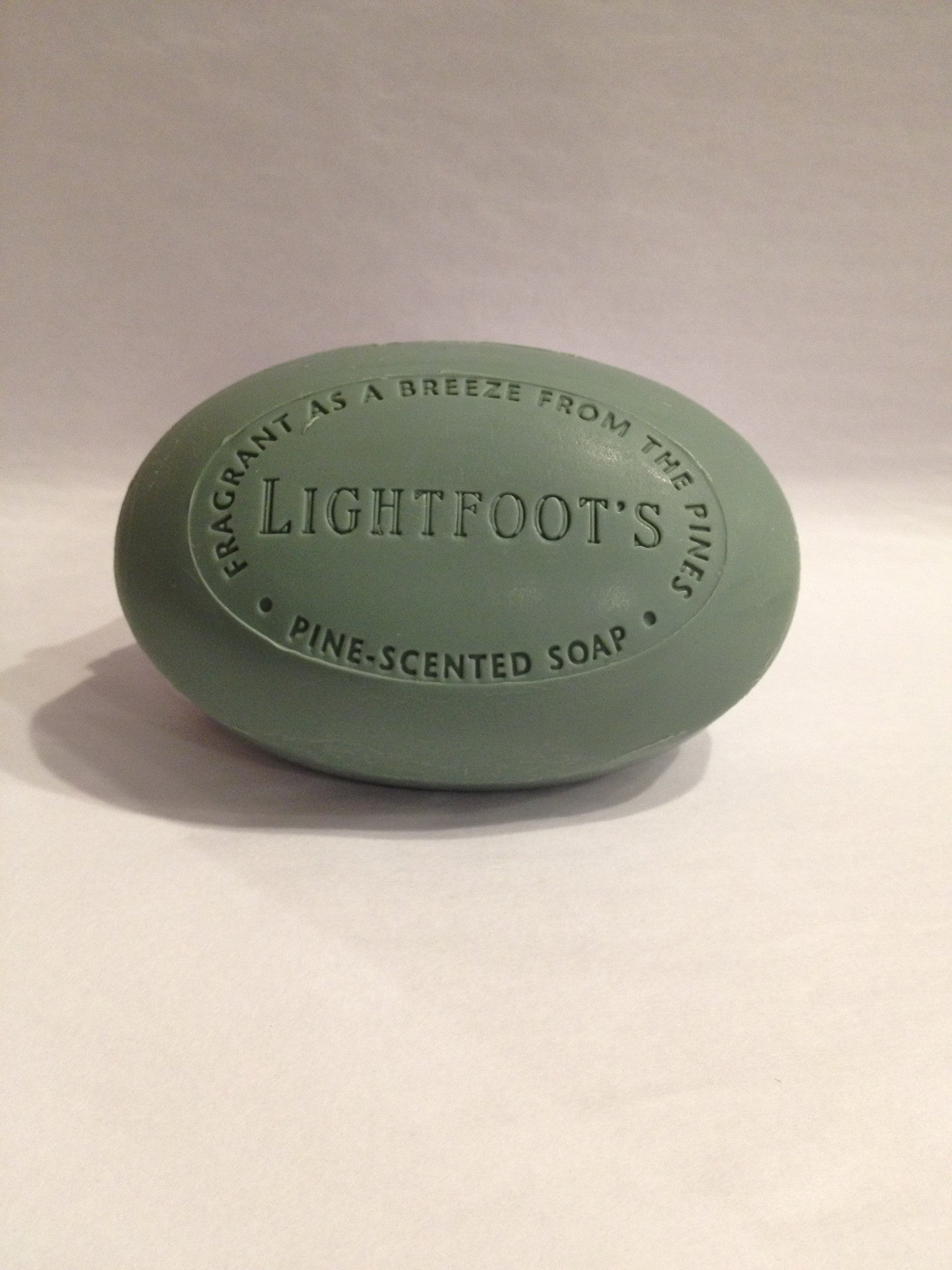 Lightfoot's Pine Soap