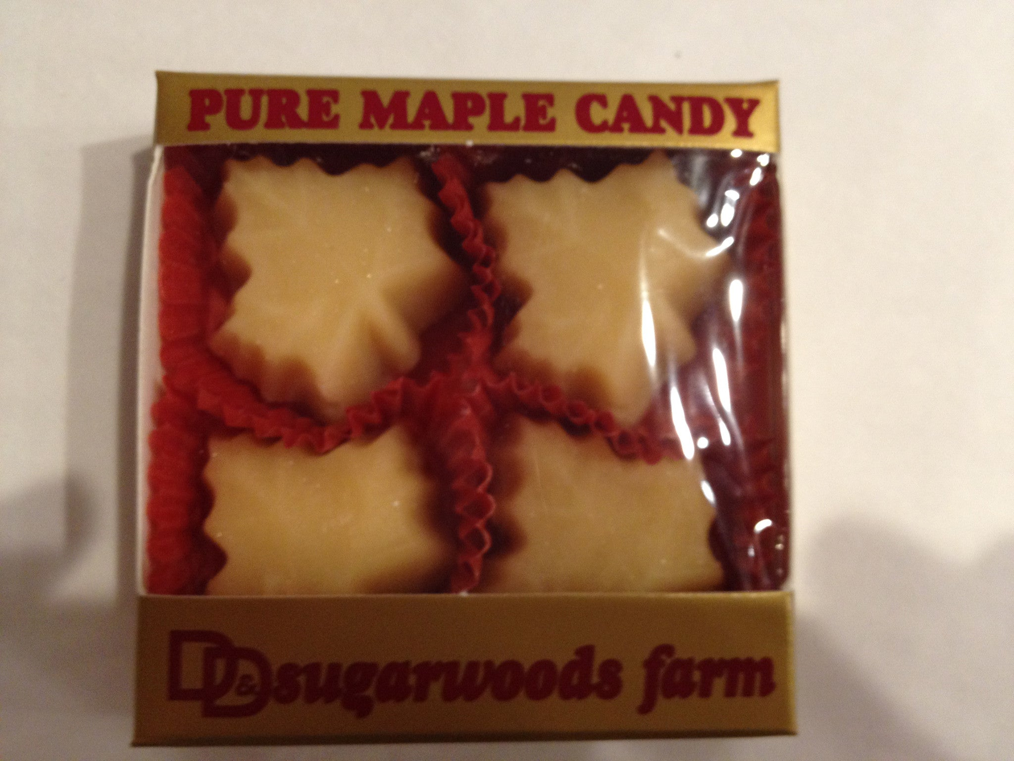 Pure Vermont Maple Candy