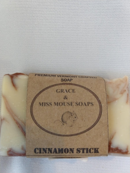 Grace & Miss Mouse Soaps