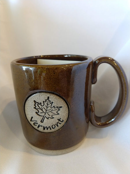 Pizzazz Pottery Vermont Coffee Mugs