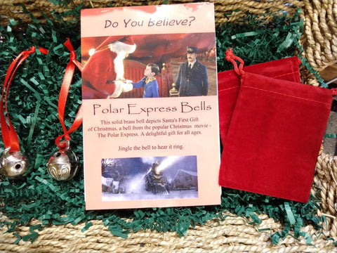 Polar Express Bells