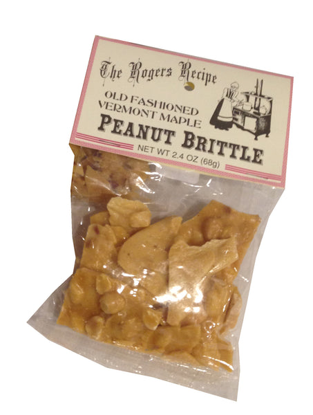The Rogers Recipe Brittles