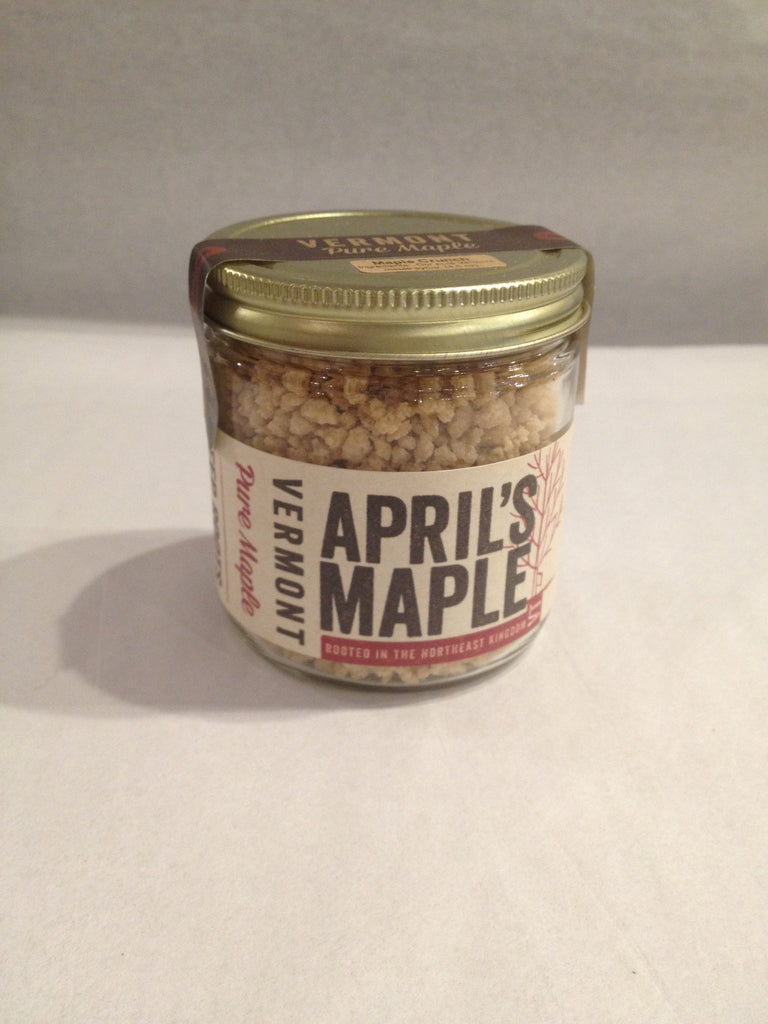 April's Maple Crunch
