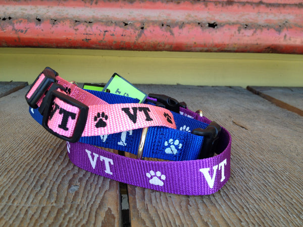VT Adjustable Dog Collars