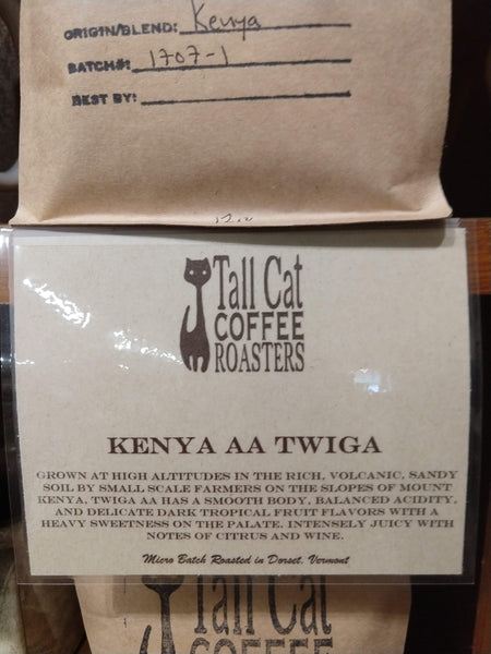 Tall Cat Coffee