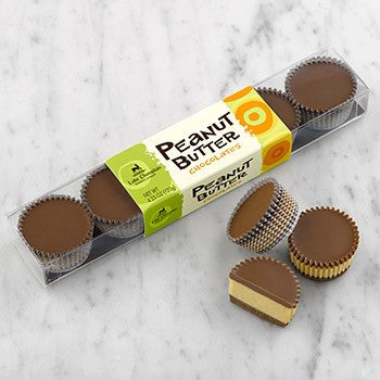 Peanut Butter or Salted Dark Chocolate Caramel