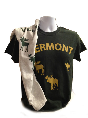 Vermont Moose T-Shirts