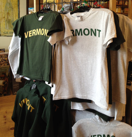 Vermont T-Shirts
