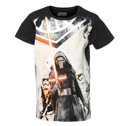 Playera Star Wars Kylo Ren Niño