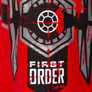 Playera Star Wars First Order Niño